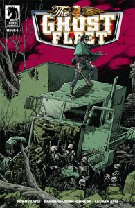 The ghost fleet # 6 Issues