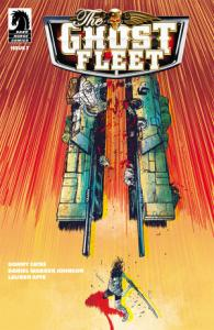 The ghost fleet # 7 Issues