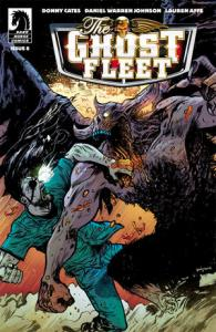 The ghost fleet # 8 Issues
