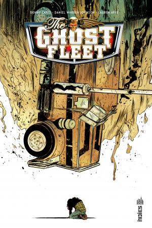 The ghost fleet  TPB hardcover (cartonnée)