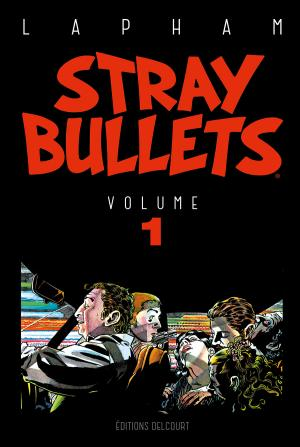 Stray Bullets édition TPB hardcover (cartonnée)