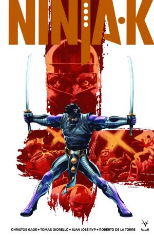 Ninjak  TPB hardcover (cartonnée) - Issues V4