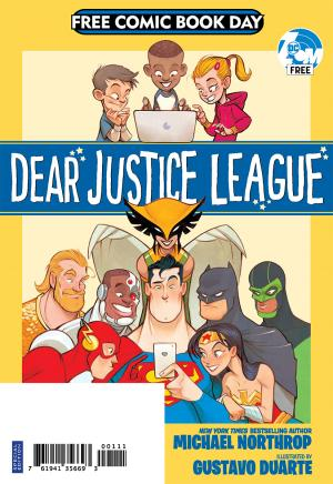 Free Comic Book Day 2019 - Dear Justice League