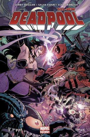 All-New Deadpool 6 TPB HC - Marvel NOW! - Deadpool V5