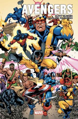 Avengers Forever # 1 TPB Hardcover (cartonnée) - Marvel Icon