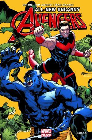 All-New Uncanny Avengers 5 TPB Hardcover - Marvel NOW!