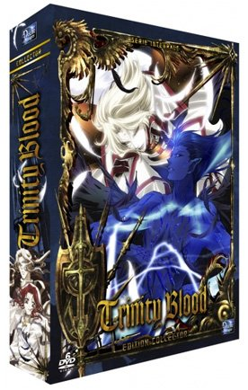 Trinity Blood édition INTEGRALE - COLLECTOR VOSTFR + VF