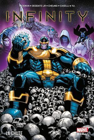 Infinity 1 TPB Hardcover (cartonnée) - Marvel Deluxe