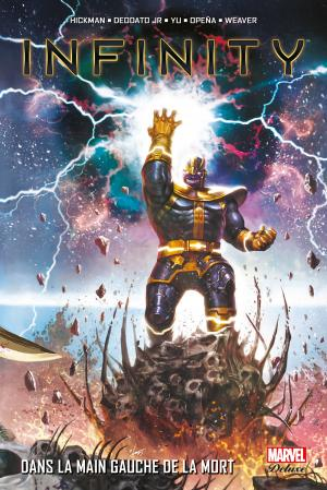 Infinity 2 TPB Hardcover (cartonnée) - Marvel Deluxe