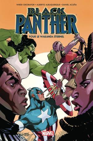 Black Panther - Pour Le Wakanda Éternel édition TPB Hardcover - 100% Marvel
