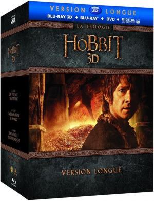 Le hobbit - Trilogie édition 3D version longue