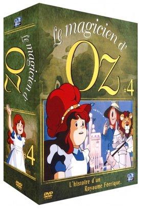 couverture, jaquette Le Magicien d'Oz 4 SIMPLE  -  VF 2 (Déclic images)