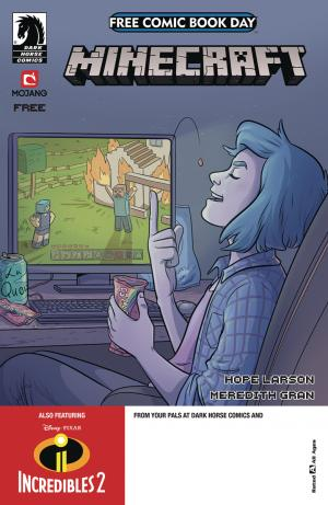 Free Comic Book Day 2019 - Minecraft And Incredibles 2 édition Issue (2019)