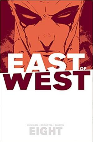 East of West # 8 TPB softcover (souple)