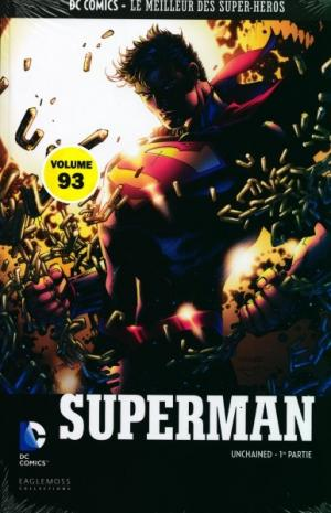 Superman Unchained # 93 TPB Hardcover (cartonnée)