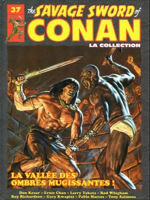 The Savage Sword of Conan 37 TPB hardcover (cartonnée)