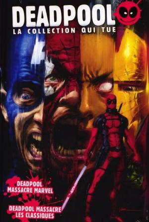 Deadpool - La Collection qui Tue ! édition TPB Hardcover