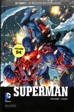 Superman Unchained # 94 TPB Hardcover (cartonnée)