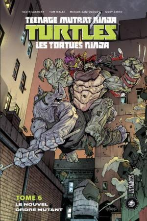 Les Tortues Ninja 6 TPB Hardcover (cartonnée) - Issues V5 (Suite)