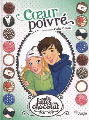 Les filles au chocolat 9 Simple