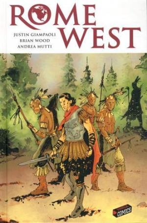 Rome west  TPB hardcover (cartonnée)