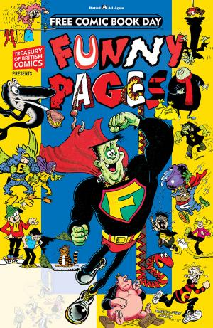 Free Comic Book Day 2019 - Treasury of British Comics Presents - Funny Pages édition Issue (2019)