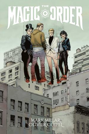 The Magic Order # 1 TPB Hardcover (cartonnée)