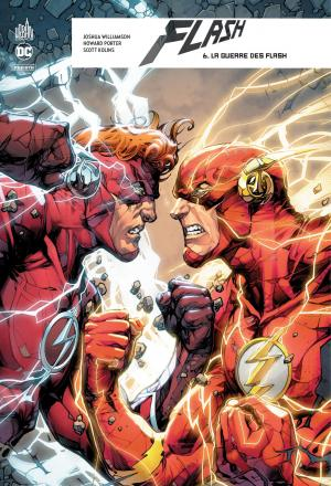 The Flash - Rebirth 6 TPB hardcover (cartonnée)