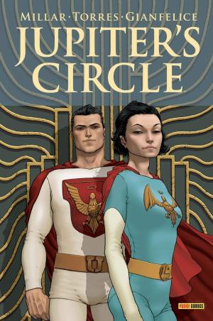 Jupiter's Circle édition TPB Hardcover (cartonnée)