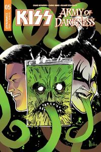 KISS / Army of Darkness # 5 Issues (2018)