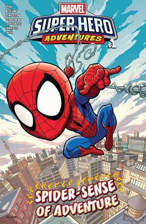 Marvel Super Hero Adventures - Spider-Man - Spider-Sense of Adventure édition Issue (2019)