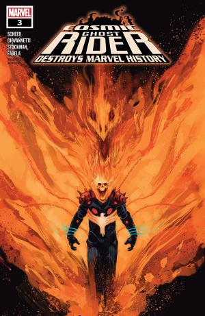 Cosmic Ghost Rider Destroys Marvel History # 3 Issues (2019)
