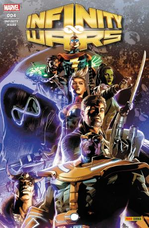 Infinity Wars # 4 Softcover (2019 - En Cours)