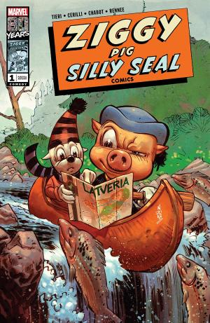 Ziggy Pig - Silly Seal Comics édition Issue (2019)