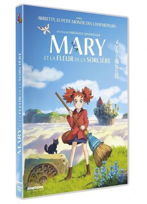 Mary et la fleur de la sorcière édition simple