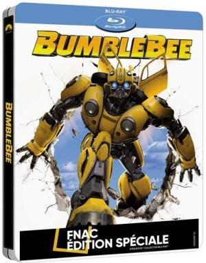 Bumblebee édition Steelbook FNAC