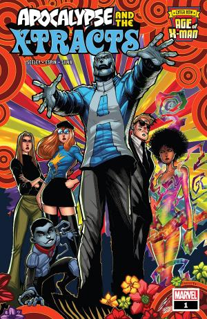 Age of X-Man - Apocalypse And The X-Tracts édition Issues (2019)