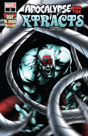 Age of X-Man - Apocalypse And The X-Tracts 2 Issues (2019)