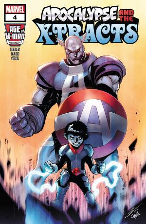 Age of X-Man - Apocalypse And The X-Tracts 4 Issues (2019)