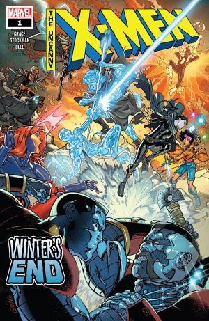 Uncanny X-Men - Winter's End  Issue (2019)