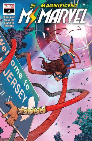 Magnificent Ms. Marvel 2 Issues (2019 - Ongoing)