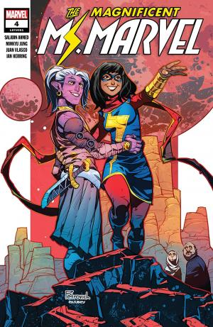 Magnificent Ms. Marvel # 4 Issues (2019 - Ongoing)