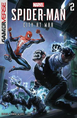 Marvel's Spider-Man - City At War 2 Issues (2019)