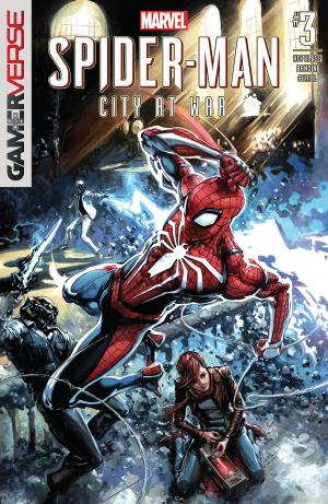 Marvel's Spider-Man - City At War # 3 Issues (2019)