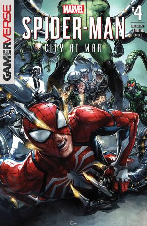 Marvel's Spider-Man - City At War # 4 Issues (2019)