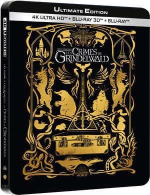 Les Animaux fantastiques : Les crimes de Grindelwald édition ultimate