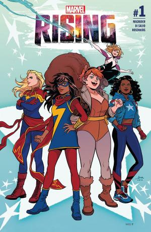 Marvel Rising édition Issues V2 (2019)