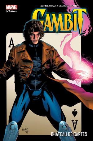 Gambit - Château de cartes 1 TPB Hardcover - Marvel Deluxe (2019 - En Cours)