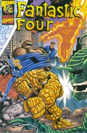 Fantastic Four # 1.2 Issues V3 (1998 - 2003)