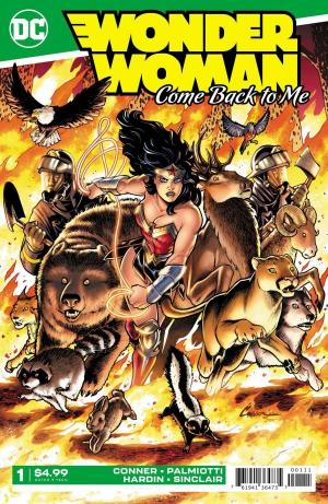 Wonder Woman - Come Back to Me # 1 Issues